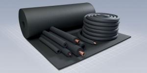 Borracha Elastomérica isolante industrial - Acusterm isolamentos termicos e acusticos