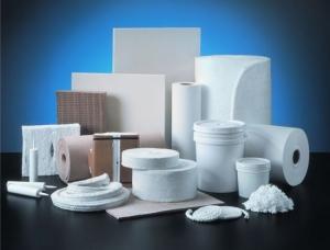 Fibra Cerâmica para isolamento - Compre a preco de fabrica e receba em todo o Brasil - Acusterm isolamentos termicos e acusticos