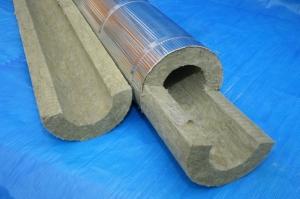 Lã de Rocha - Isolamento para tubulação - Acusterm isolamentos termicos e acusticos