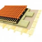 Lã de Rocha isolante termico telhado - Acusterm isolamentos termicos e acusticos
