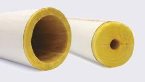 Lã de Vidro - Acusterm isolamentos termicos e acusticos - isolante industrial para tubulacao