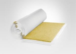 Lã de Vidro revestimento - Acusterm isolamentos termicos e acusticos