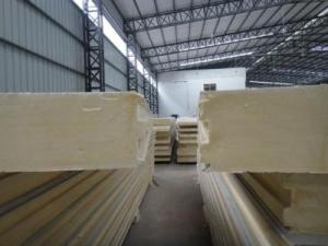 Poliuretano isolante - preco de fabrica e entrega em todo o Brasil - Acusterm isolamentos termicos e acusticos